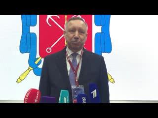 Беглов рассказал о роли Петербурга в освоении Арктики