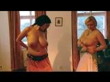 восточный танец грудастых девушек