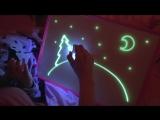 Планшет для ребенка - Рисуй светом