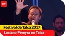 El romanticismo de Luciano Pereyra enamoró en Talca   Festival de Talca 2017