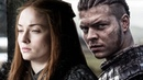 Ivar and sansa [ GoT and Vikings crossover]