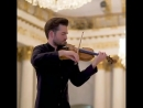 Niek Baar performs Largo from Violin Sonata no.3 at the Apollo Hall