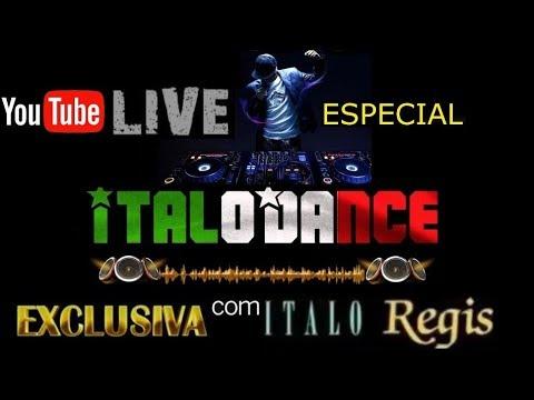 [17012019] Live E.S.P.E.C.I.A.L Italo Dance Hands Up com Ítalo Regis