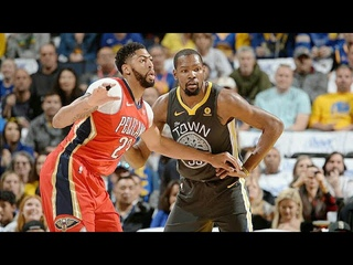 New Orleans Pelicans vs GS Warriors - Full Game Highlights Oct 31, 2018