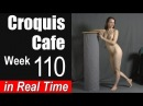 The Croquis Cafe: The Artist Model Resource, Week 110