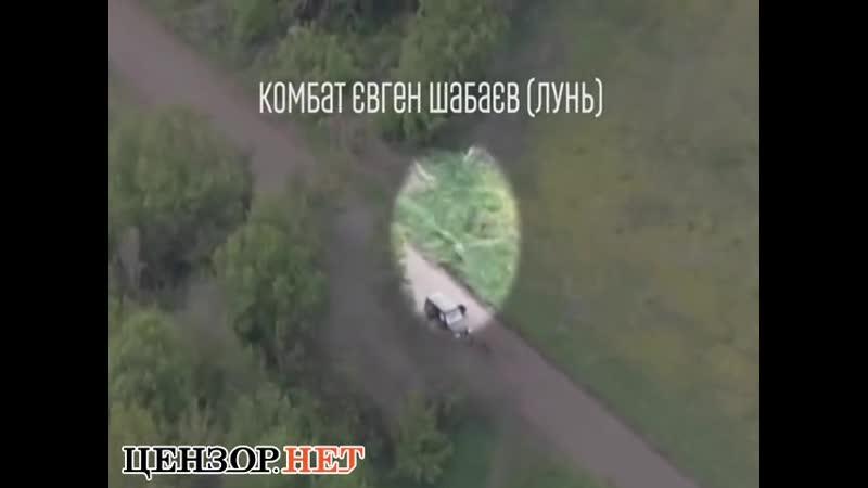 210519_ru Украинские воины на светлодарском направлении уничтожили 2 БМП противника.s