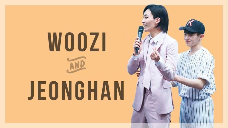 Jeonghan   Woozi Part 2