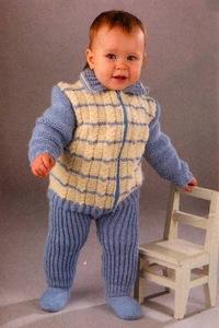 детская вязаная одежда и трикотаж вконтакте