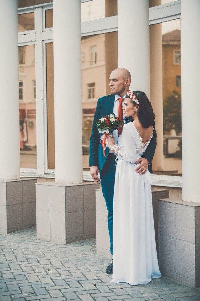 Не Торжественные Свадебные Платья