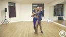 Крошка - Котик Жорж Атака и обворожительная Кошечка- Ла Алемана танцуют под чумовое танго!