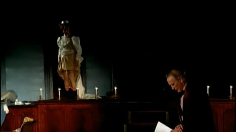 Милый лжец сцена репетиции Пигмалиона