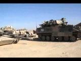 Ирак. Сотни подбитых танков Абрамс.