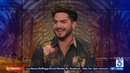 Adam Lambert on What it's like Working with Queen