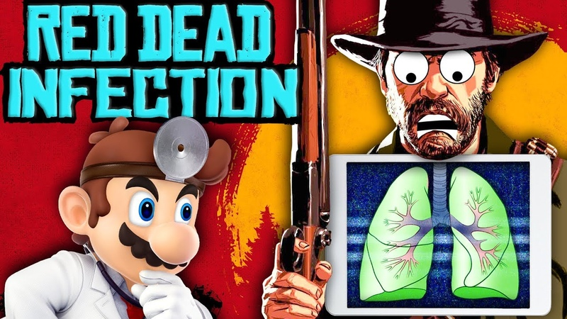 No Cowboy is Safe! Red Dead's Biggest THREAT!   The SCIENCE!... of Red Dead Redemption 2