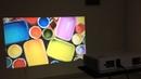 BYINTEK BT96 1280x800 Home Theater Digital LED projector