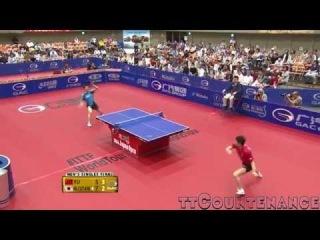 Japan Open: Yu Ziyang-Jun Mizutani