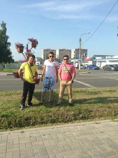 Коля Балог, 4 апреля , Москва, id216083086