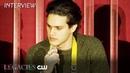Legacies | Fan Q A - Landon's Betrayal | The CW