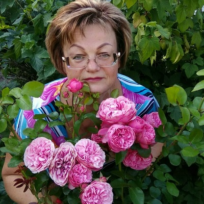 Ирина Альбова