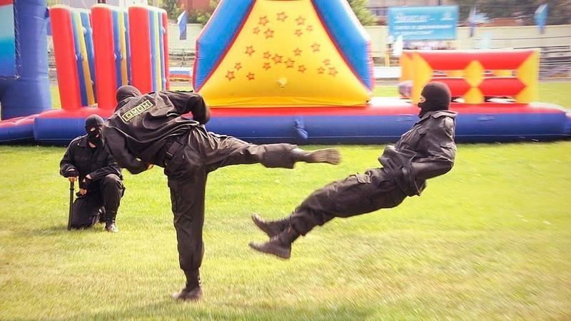 Как вырубить с одного удара: советы инструктора спецназа 1