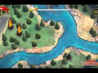 Игра Самолеты Тушим Пожары (Planes games)