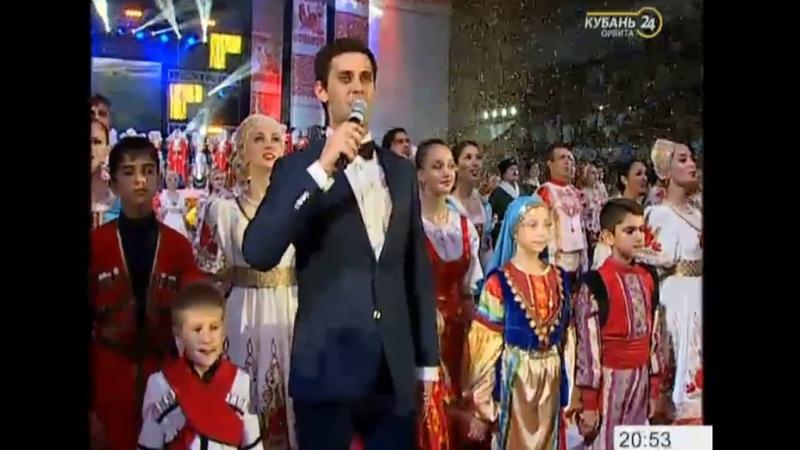 Макисм Маклаков - Праздник урожая 2016 У России душа