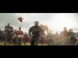 «Мстители 3 Война бесконечности» (ТВ-ролик №2 к фильму)