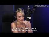 Интервью для «BBC One» в рамках промоушена фильма «Конечная» в Лондоне, Англия | 04.07.18 (Русские субтитры)