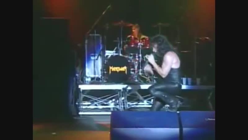 Manowar - Monsters of Rock Brazil 1998