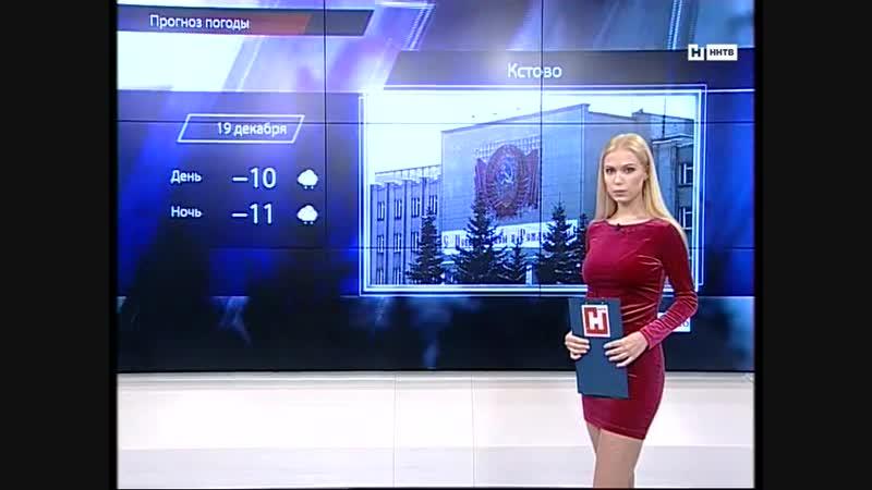 Погода от Марии Будняковой