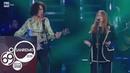 Sanremo 2019 - Motta e Nada cantano Dov'è l'Italia