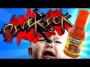 Divekick Dare: LOSER CHUGS WING SAUCE