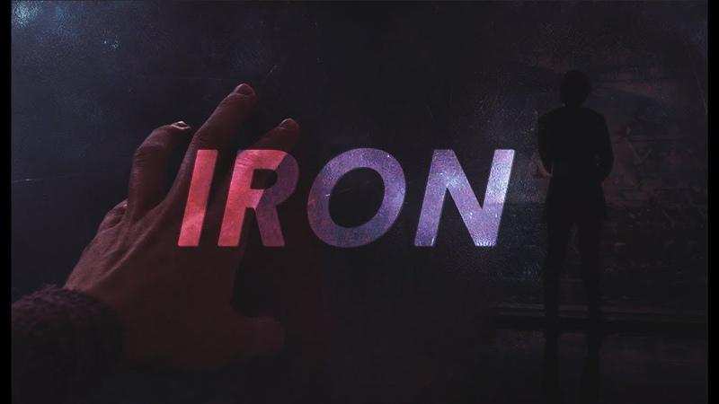 Kylo ren rey ••• iron
