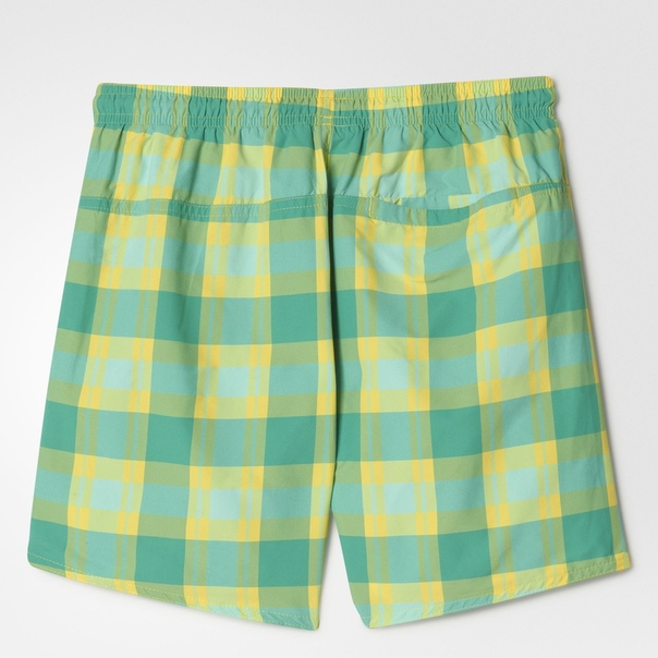 Пляжные шорты Checked Water