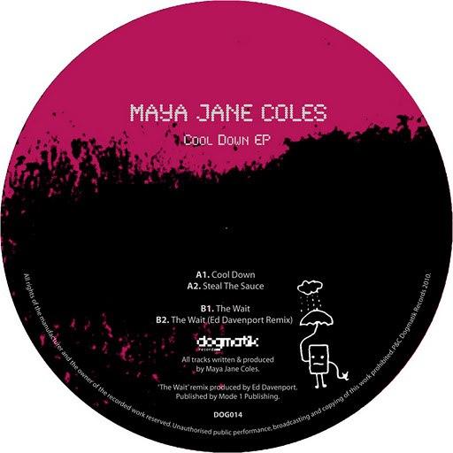 Maya Jane Coles альбом Cool Down EP
