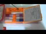 СМЕРТЕЛЬНО ОПАСНАЯ ПОДСТАВА С ЙОДИДОМ КАЛИЯ !!! Анализ подменённой аптечки АИ-2
