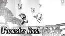 Wormster Dash(Октябрь 2018).Gameplay Топ-100