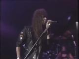 Firehouse - Overnight Sensation, All She Wrote (Live 1991)
