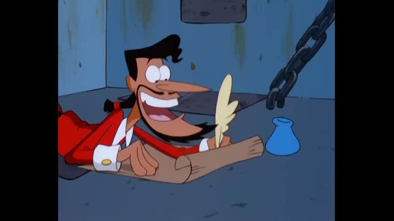 Бешеный Джек Пират / Mad Jack the Pirate - 1 серия. Жуткий случай с женитьбой и ведьмами