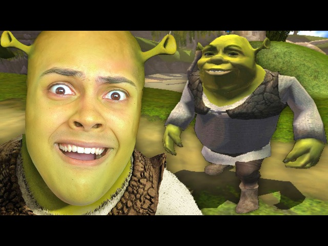 Shrek The Official Video Game (Shrek Extra Large) [2001]