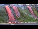 Извержение вулкана! Грандиозное и разрушительное природное явление!