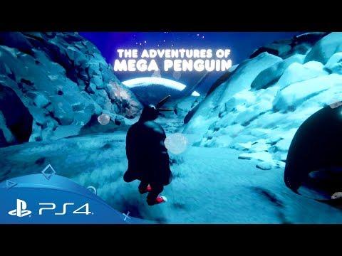 Dreams | E3 2018 Game Jam: Mega Penguin | PS4