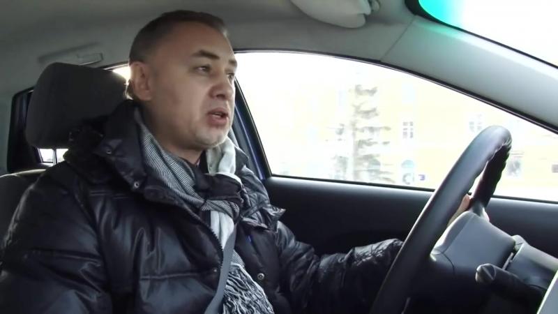 Chery Very ТЕСТ ДРАЙВ с Алксандром Михельсоном