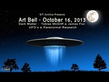 Art Bell's Dark Matter - Tobias Mcgriff &amp James Fox - UFO &amp Paranormal Research