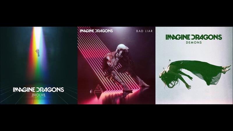 Rising Liar - Imagine Dragons vs Imagine Dragons (Mashup)