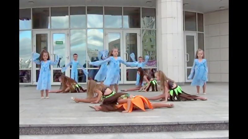 Дети школы танцев Dance Life в Белгороде! Филиал 5 августа. Современные эстрадные танцы