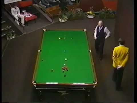 Fred Davis 109 break at the age of 65 - World Championship 1979