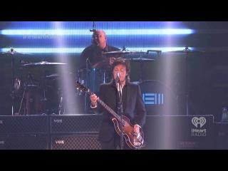 Paul McCartney - Save Us [LIVE DEBUT, live at iHeart Radio Festival, Las Vegas, September 21st 2013]