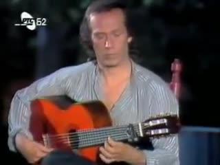 Paco de lucia  manolo sanlucar - compadres (bulerias)