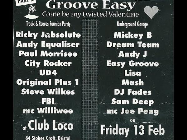 Speed Garage (Feb 1998) DJ Faydz - Bristol